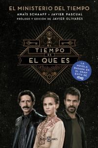 megustaleer - El tiempo es el que es (El Ministerio del Tiempo) - Anaïs Schaaff / Javier Pascual