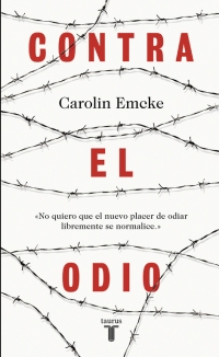 CONTRA EL ODIO, de Carolin Emcke ETA18842
