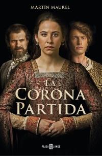 megustaleer - La corona partida - Martín Maurel