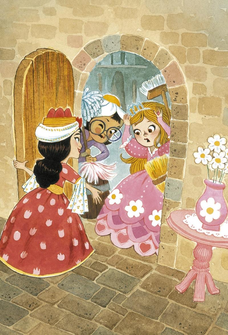 Resultado de imagen de La princesa de negro y la fiesta perfecta.
