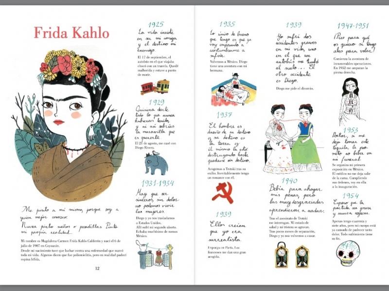 Frida Kahlo. Una biografía - Megustaleer