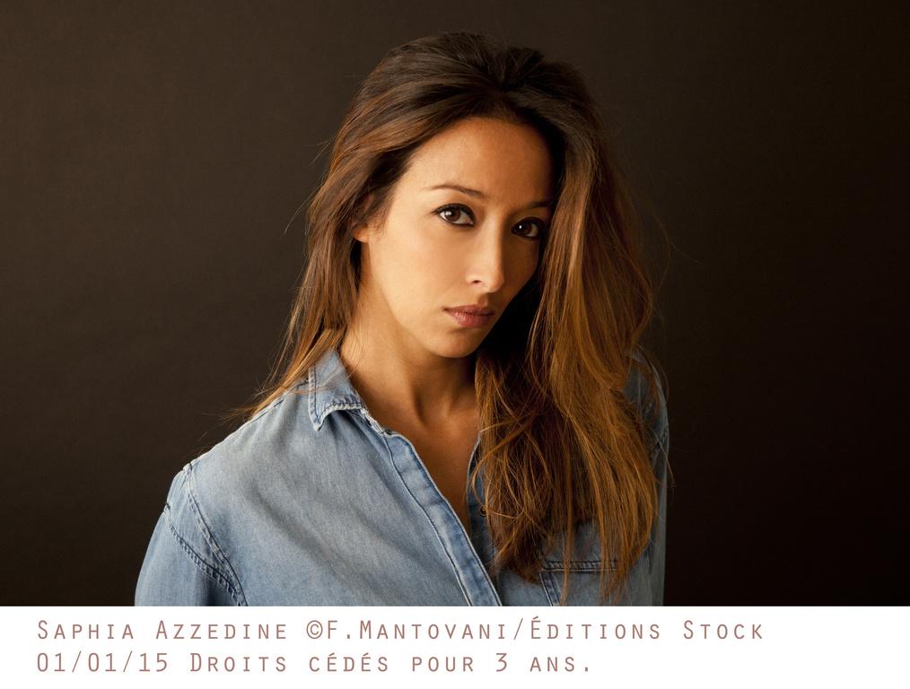 Saphia Azzeddine