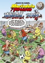b31977effc Mortadelo y Filemón. Mundial 2018 (Magos del Humor 188)