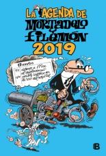 b7e54742f6 La agenda de Mortadelo y Filemón 2019