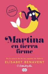 megustaleer - Elísabet Benavent - Martina en tierra firme (Horizonte Martina 2)
