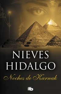 megustaleer - Noches de Karnak - Nieves Hidalgo