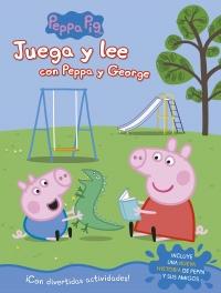 Juega Y Lee Con Peppa Y George Peppa Pig Actividades