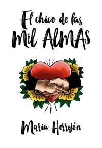 megustaleer - El chico de las mil almas - María Herrejón