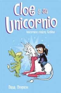 megustaleer - Unicornios contra Goblins (Cloe y su Unicornio 3) - Dana  Simpson 643da245418