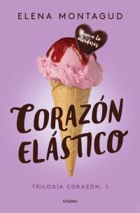 megustaleer - Corazón elástico (Trilogía Corazón 1) - Elena Montagud