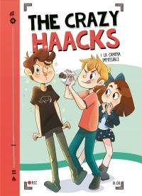 megustaleer - The Crazy Haacks i la càmera impossible (Sèrie The Crazy Haacks 1) - The Crazy Haacks