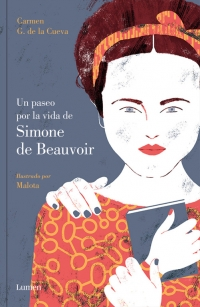 Resultado de imagen de imagen Un paseo por la vida de Simone de Beauvoir