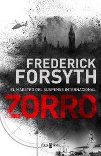 megustaleer - El Zorro - Frederick Forsyth