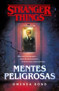 Stranger Things: Mentes peligrosas - Megustaleer