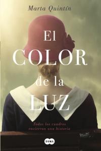 megustaleer - El color de la luz - Marta Quintín Maza