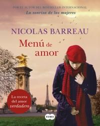 megustaleer - Menú de amor - Nicolas Barreau