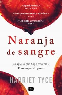 megustaleer - Naranja de sangre - Harriet Tyce