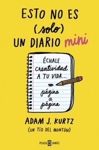 megustaleer - Esto no es (solo) un diario mini - Adam J. Kurtz