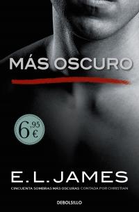 megustaleer - Más oscuro («Cincuenta sombras» contada por Christian Grey 2) - E.L. James