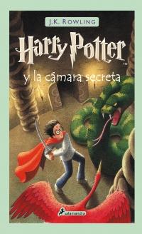 Harry Potter y la cámara secreta (Harry Potter 2