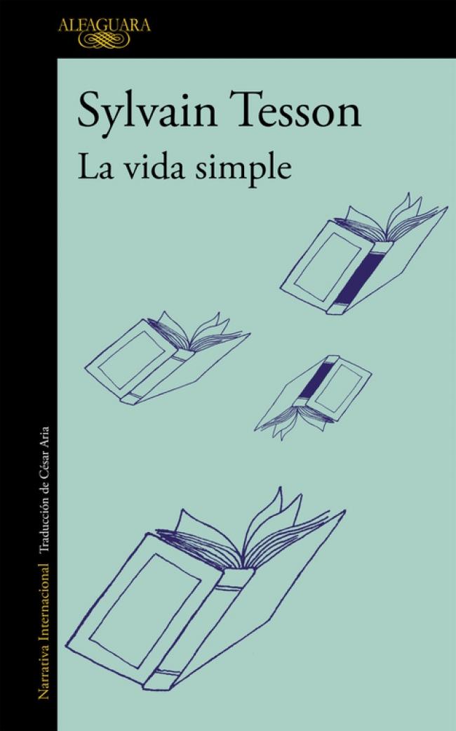 Portada del libro La vida simple