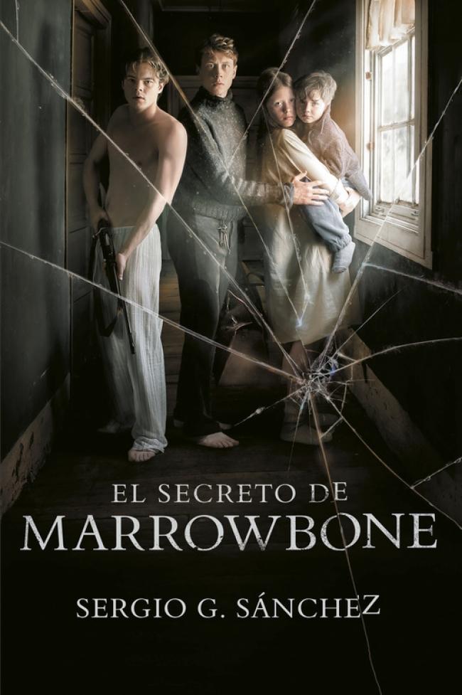 Resultado de imagen de portada de El secreto de Marrowbone, Sergio G. Sanchez alfaguara