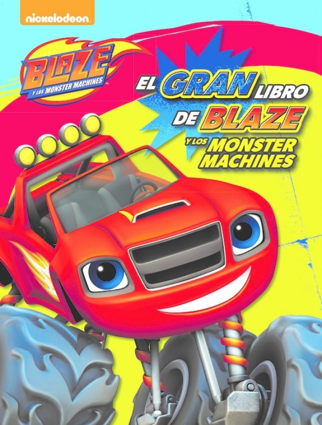 juegos de blaze y los monster machine