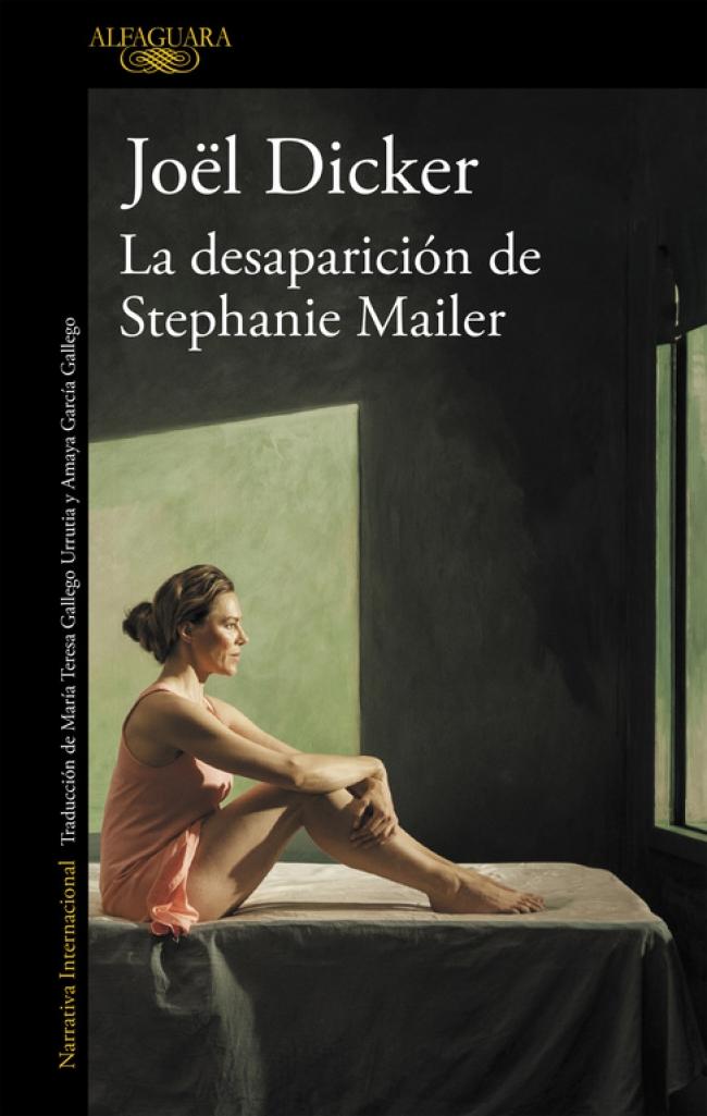 Resultado de imagen de LA DESAPARICIÓN DE STEPHANIE MAILER -