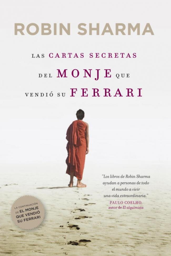 Las cartas secretas del monje que vendió su Ferrari - Megustaleer