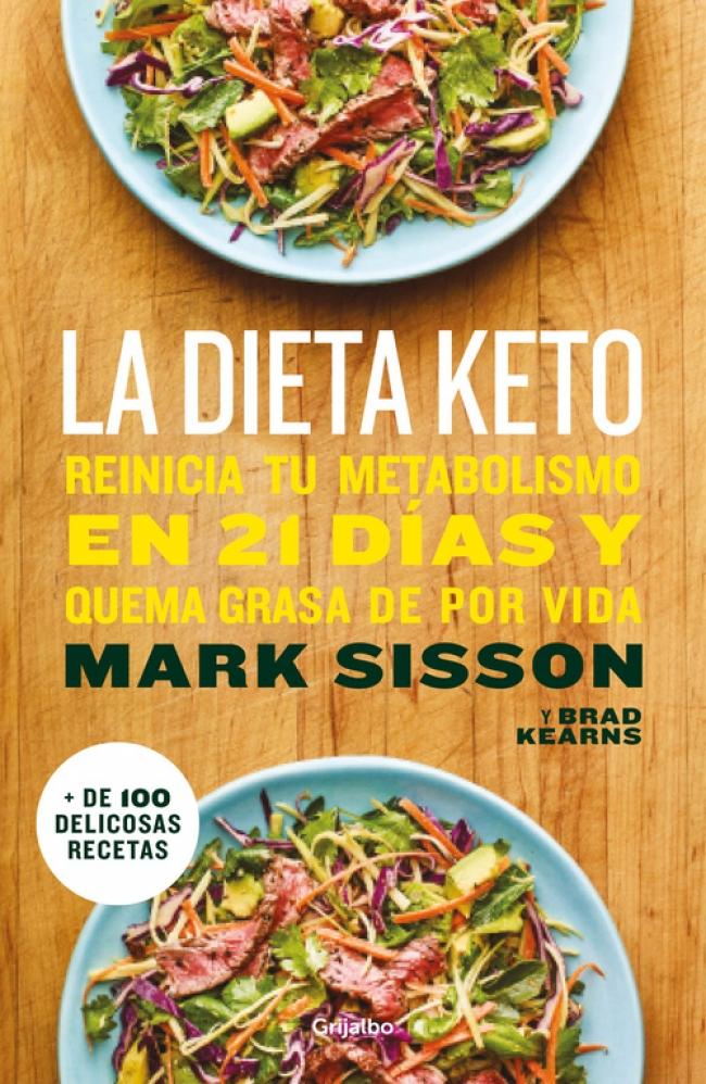 Libros de dietas cetogenicas