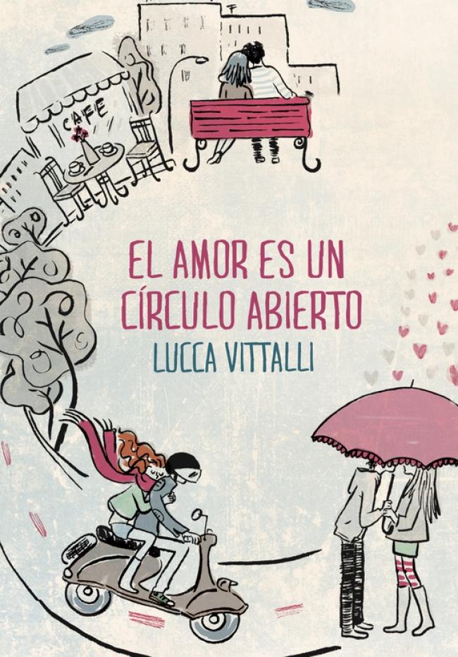 Resultado de imagen de el amor es un círculo abierto libro