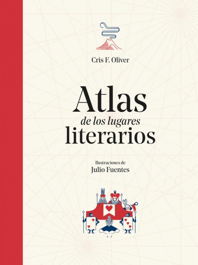 Resultado de imagen de libro atlas de los lugares literarios