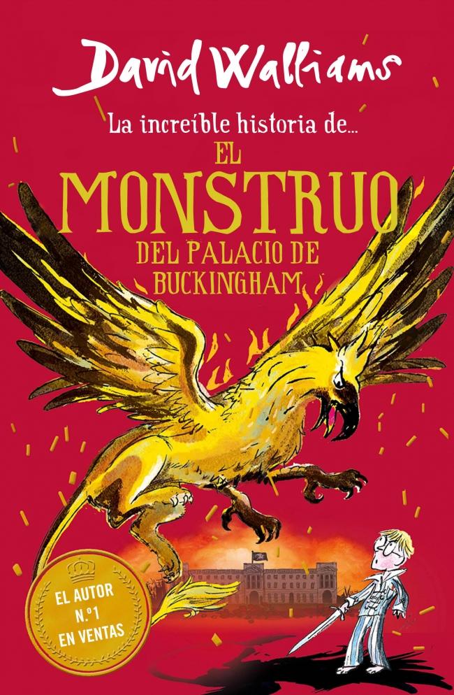 El monstruo del Buckingham Palace - Megustaleer