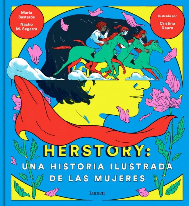 Resultado de imagen de Herstory, una historia ilustrada de las mujeres