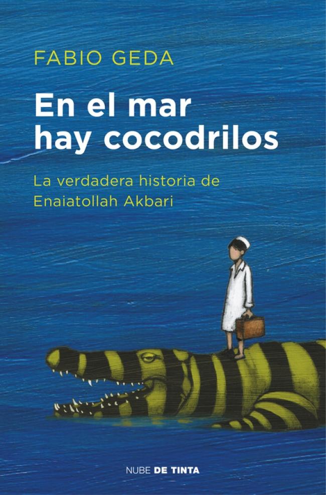 Resultado de imagen de En el mar hay cocodrilos, Fabio Geda