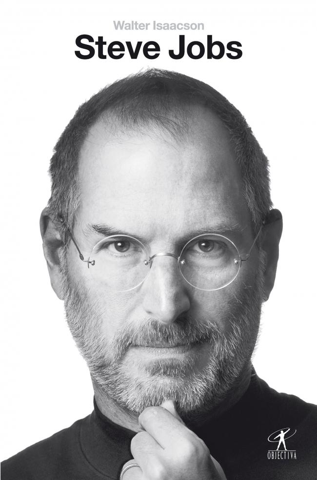 8f03e790ef1 Steve Jobs - Walter Isaacson - Primer capítulo - megustaleer - OBJECTIVA -