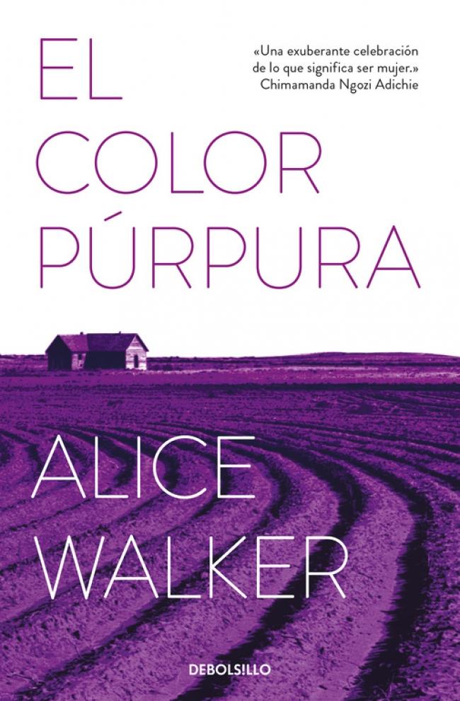 Resultado de imagen de libro el color purpura punto de lectura