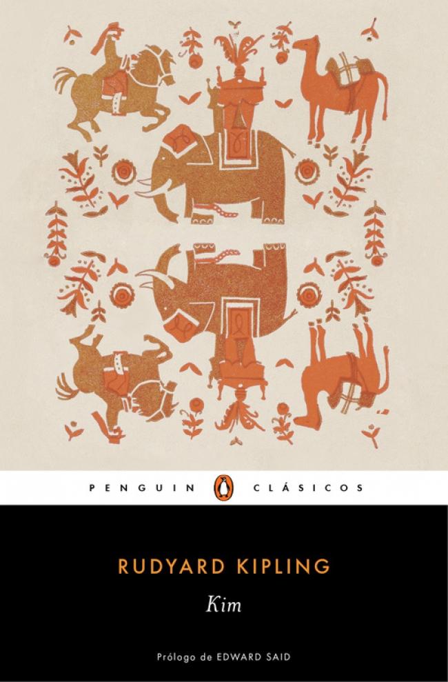 1d8f19fa7 Kim (Los mejores clásicos) - Rudyard Kipling - Primer capítulo -  megustaleer - PENGUIN CLÁSICOS -