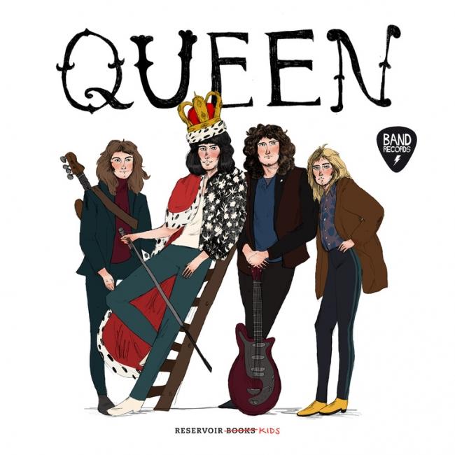 Queen libro