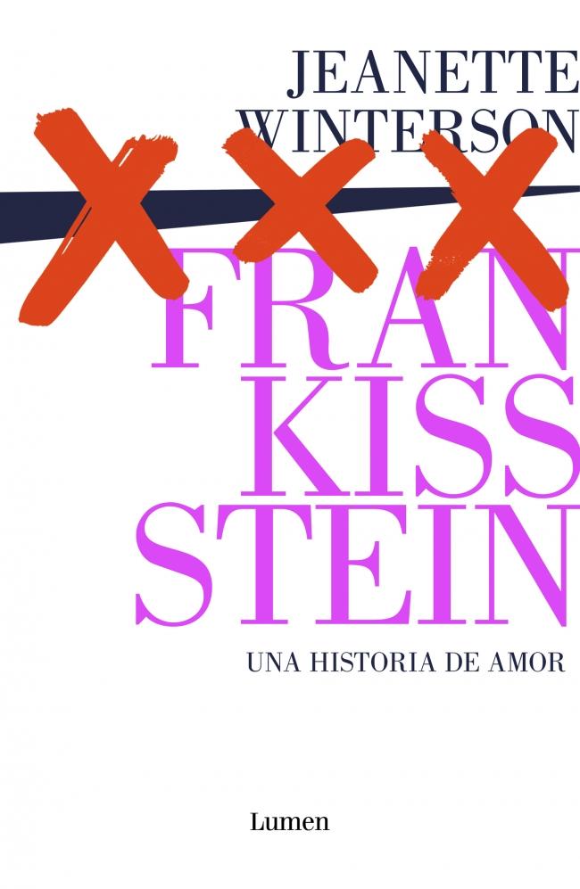 Portada de Frankissstein: una historia de amor