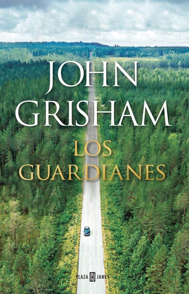 Reseña Los guardianes, de John Grisham - Cine de Escritor