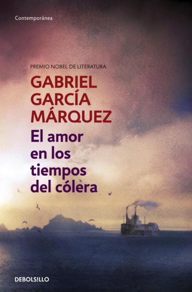 El Amor En Los Tiempos Del Colera Gabriel Garcia Marquez Primer