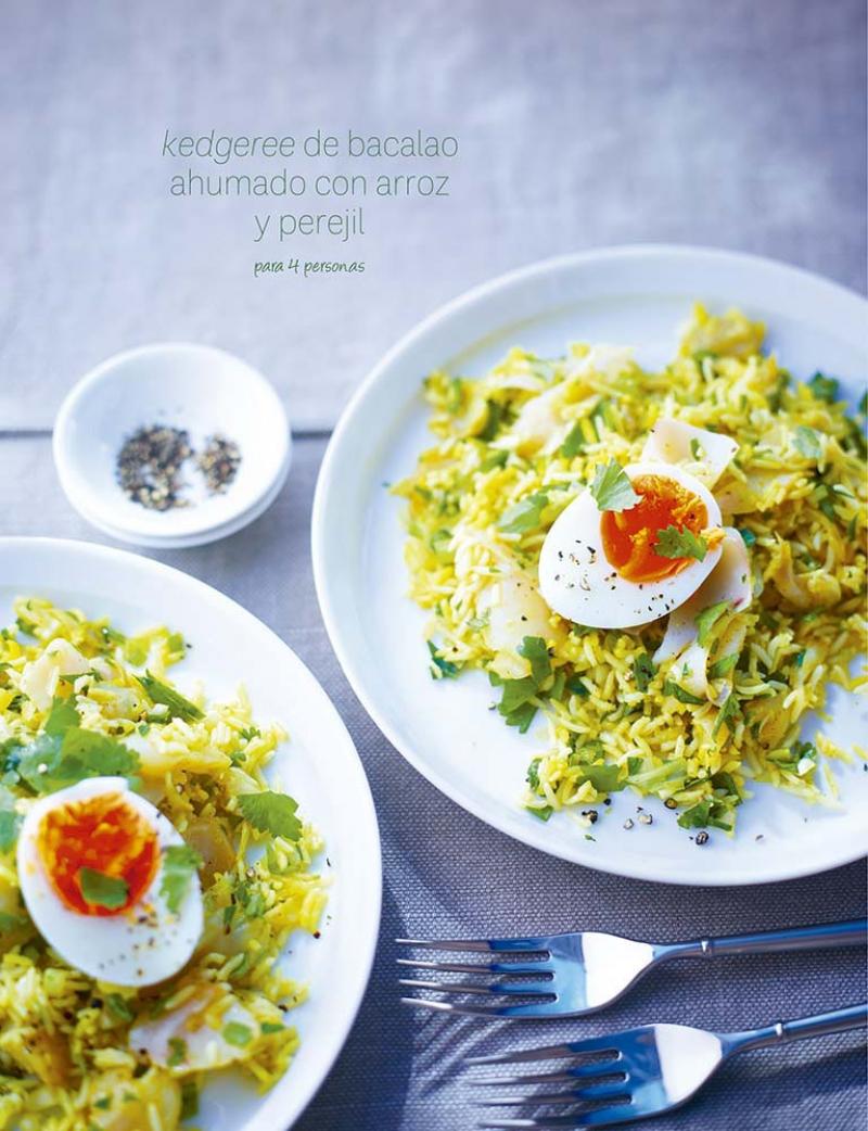La cocina sana de Lorraine Pascale - Megustaleer