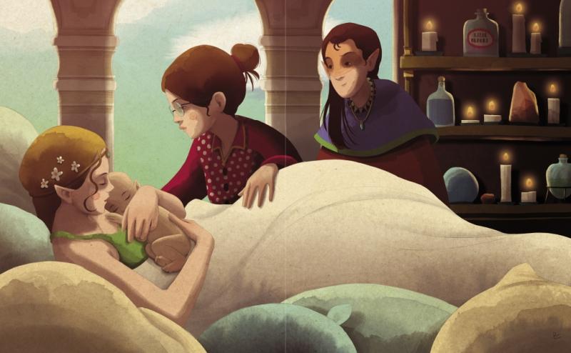 Resultado de imagen de cuentos para niñas sin miedo